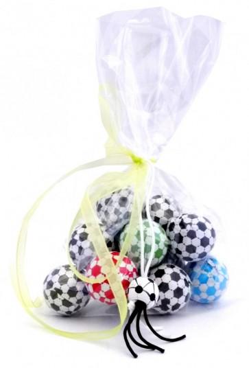 Bolsita con Balones de Chocolate - Detalles de Boda