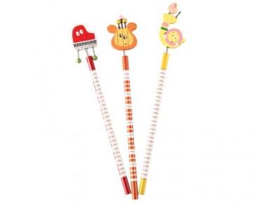 llapices de madera instrumentos musicales