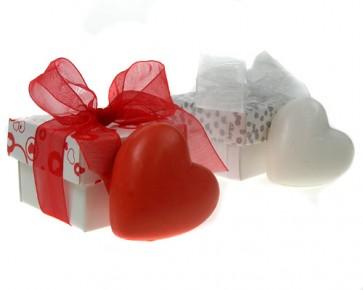 Jabón corazón aromático para Boda