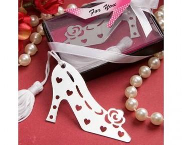 detalles de boda - punto libro zapato novia boda