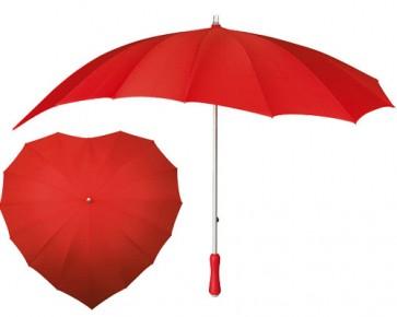 detalles de boda - paraguas sombrilla corazon