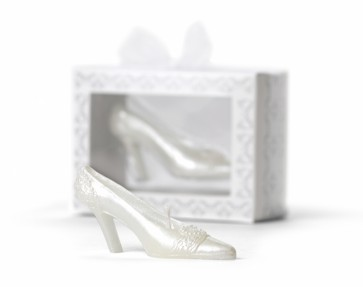 Vela zapato tacón para Comunión