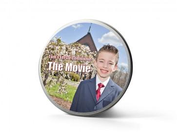 Lata CD/DVD con foto impresión
