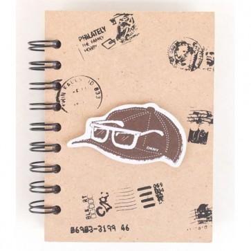 regalos  boda - libreta postal