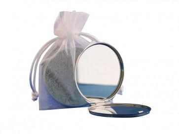 regalos para comunion - espejito bolsillo cromado