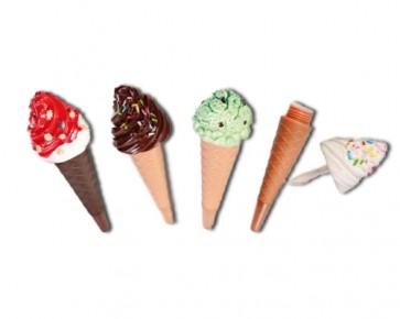 recuerdos de boda - lip gloss helados con bolígrafo