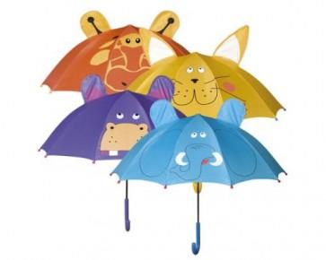 recuerdos de boda - paraguas animalitos