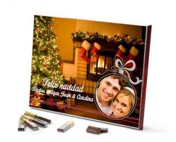 Detalles de Navidad personalizado