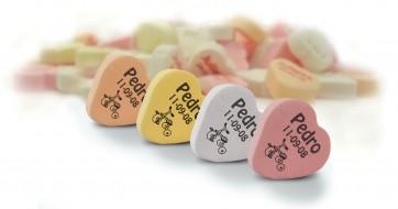 Detalles de Bautizo - Caramelos Personalizados Sueltos