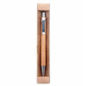 Bolígrafo Bambú - regalos de boda