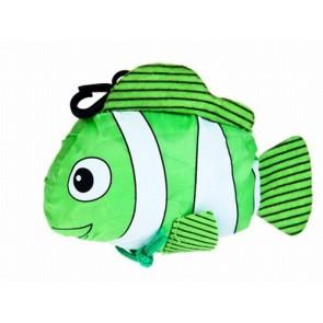 Bolsa plegable peces de colores