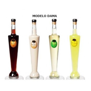 Botella licor Paris