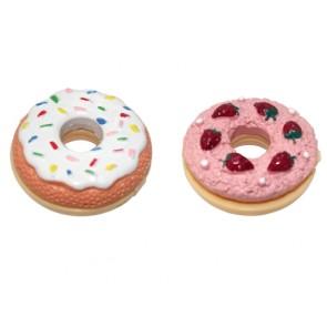 Detalles para Bautizo - Bálsamos labiales Donut