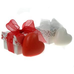 Jabón corazón aromático para Bautizo