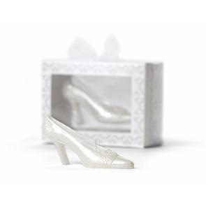Vela zapato tacón de novia para Boda
