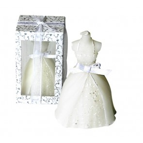 Vela vestido comunión - detalle comunión