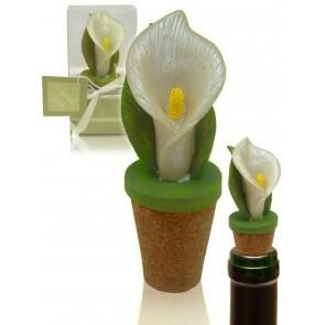 Tapón vino flor - Outlet