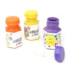 Mini Burbujeros para Cumpleaños