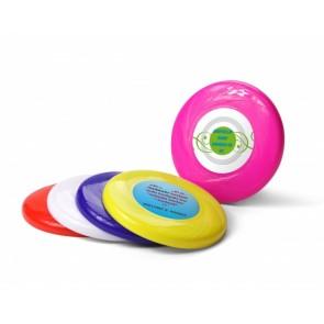 Detalle de cumpleanos - mini frisbee