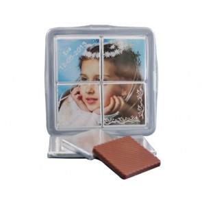 Puzzle chocolatinas con foto