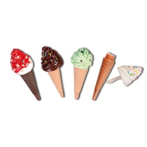 Lip gloss helados con bolígrafo - Regalos comunión