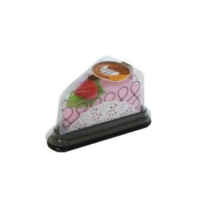 detalles de comunion - toalla porción tarta pastel