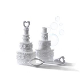 regalos de boda - Burbujero tarta