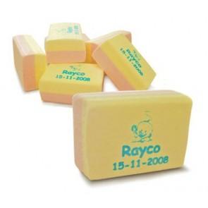 Tochos de merengue personalizados