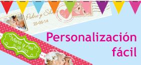 Personalisados facil